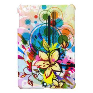 Floral - mini caso del iPad