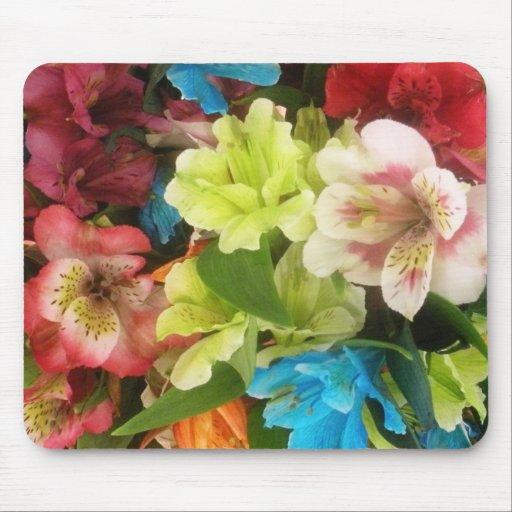 Floral Mix Mousepad