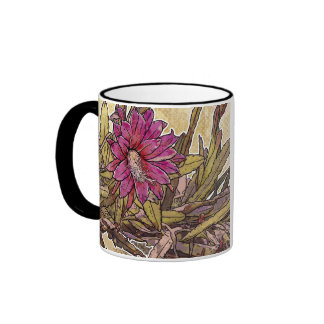 Floral moderno: Flor de Epiphyllum Tazas