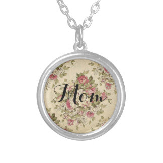Floral Mom's Necklace