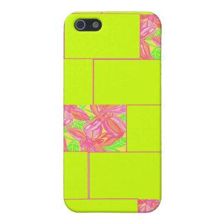 Floral Mosaic iPhone 5 Case