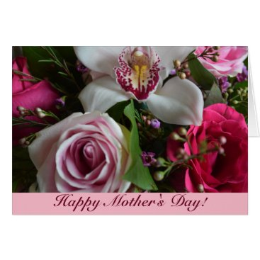hallowelllake Floral Mother's Day Card