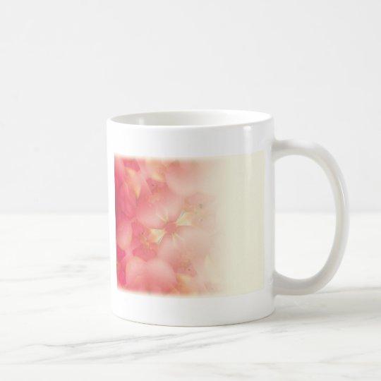 Floral Motif Coffee Mug