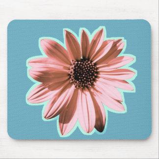 floral mouse pad