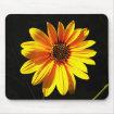 floral mousepads