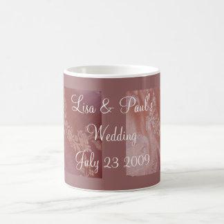 Floral Mug - Customizable