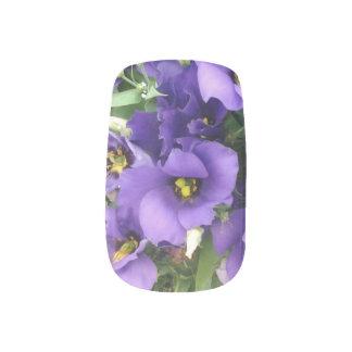floral Nails, Original Artwork, by Frani I. Minx® Nail Wraps