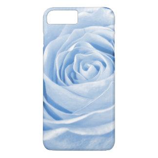 Floral Nature Photo Dainty Light Blue Rose iPhone 8 Plus/7 Plus Case