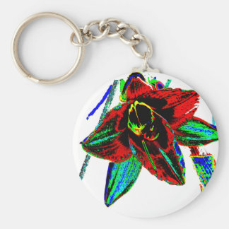 Floral Oddity Key Chains