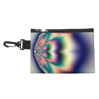 Floral Oyster / Mystic Fractal Design Accessories Bag