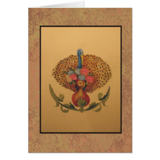 floral painting #2 cards
