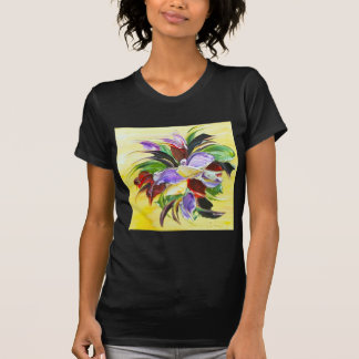 floral painting t-shirts