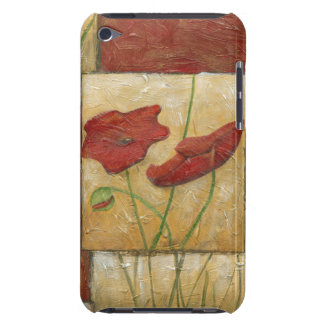 Floral Painting with Visible Brush Strokes Barely There iPod Case
