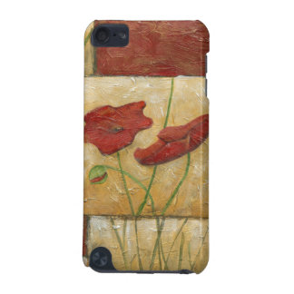 Floral Painting with Visible Brush Strokes iPod Touch (5th Generation) Cover