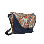 Floral Paisley Messenger Bags
