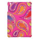 Floral Paisley Party Invitation iPad Mini Case