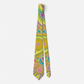 Floral Paisley seamless pattern I + your ideas Tie