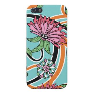 Floral para su iPhone iPhone 5 Funda