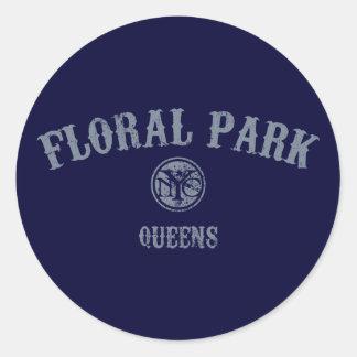 Floral Park Sticker