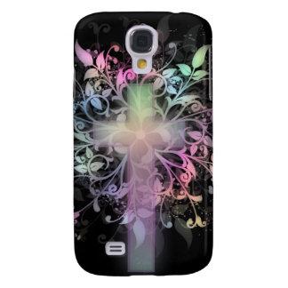 Floral Pastel Samsung Galaxy S4 Case