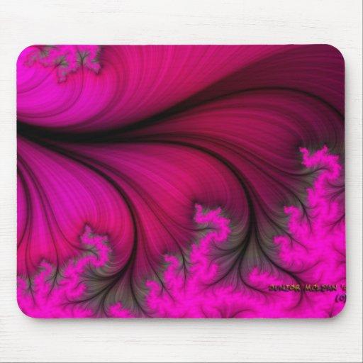 Floral Pattern # 22 Mousepad