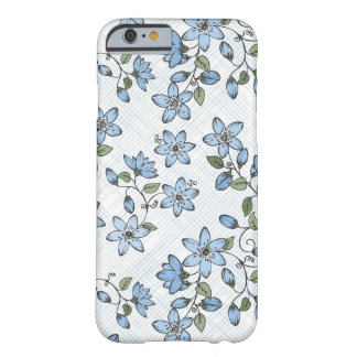Floral pattern 2 barely there iPhone 6 case