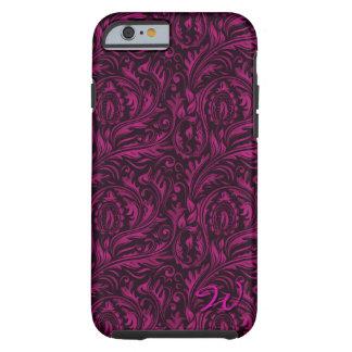 Floral Pattern 2 Case Tough iPhone 6 Case
