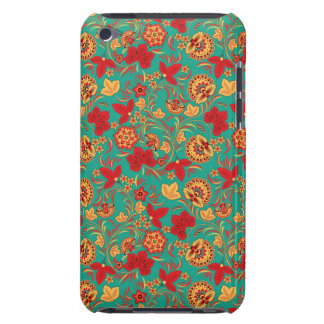 Floral pattern 2 iPod touch cover
