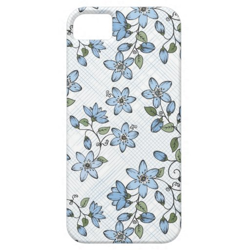 Floral pattern 2 iPhone 5 covers