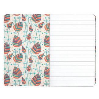 Floral pattern 5 journal