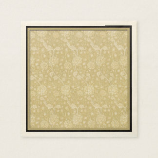 Floral Pattern by William Morris - Paper Napkins