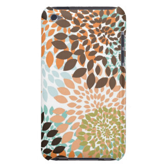 Floral Pattern iPod Touch Case-Mate Case