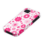 Floral Pattern Design Case Mate iPhone 4 iPhone 4/4S Covers