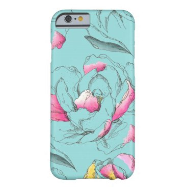 floral pattern iphone 6 case