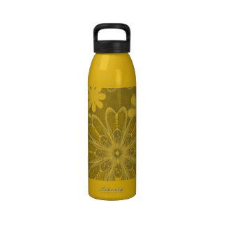 Floral Pattern Liberty Water Bottle