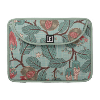 Floral Pattern Sleeves For MacBook Pro