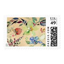Floral Pattern Stamp