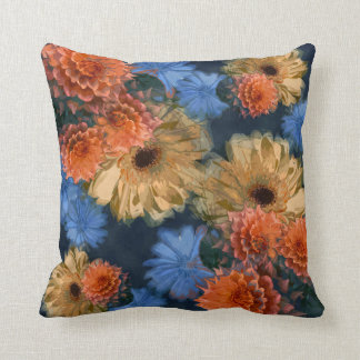 floral Patterned Pillow
