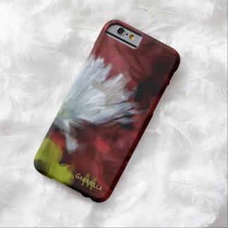 Floral: Personalizado: Caso Funda De iPhone 6 Barely There