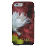 Floral: Personalized: iPhone 6 case