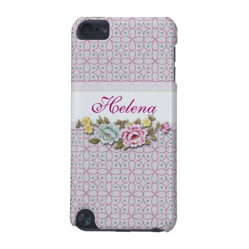 Floral Personalized iPod Touch Speck Case iPod Touch 5G Cases