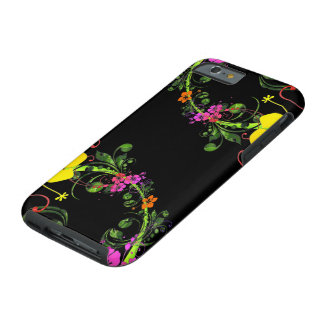 Floral Phone - Phone Case