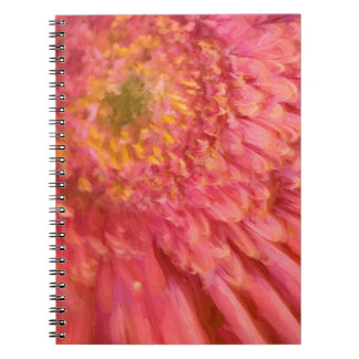 Floral Photo Notebook