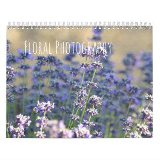 Floral Photography Calendar