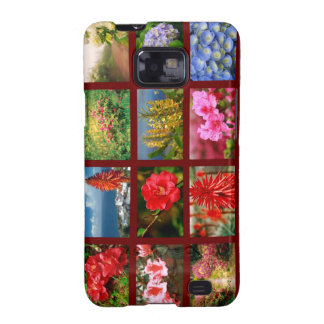 Floral photography galaxy s2 case
