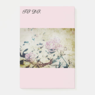 Floral Photography Post Its Post-it Notes