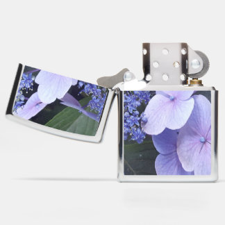 Floral Photography Purple Lilac Flowers Nature Zippo Lighter