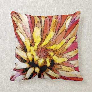 Floral, pillow