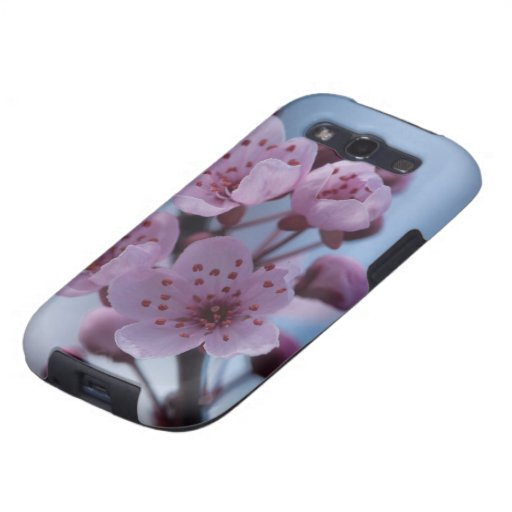 Floral Plum Blossom Galaxy S3 case