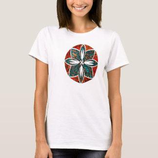 Floral Points #1 T-Shirt